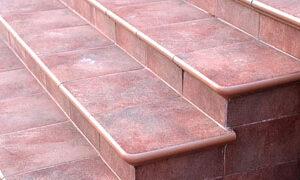 Сходи і плитки для підлоги