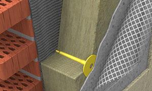 Системи кріплення фасадів